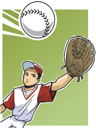 1001637169~Boy-Reaching-Out-to-Catch-Baseball-Posters