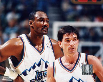 AAFC039~Karl-Malone-John-Stockton-2-Photofile-Posters