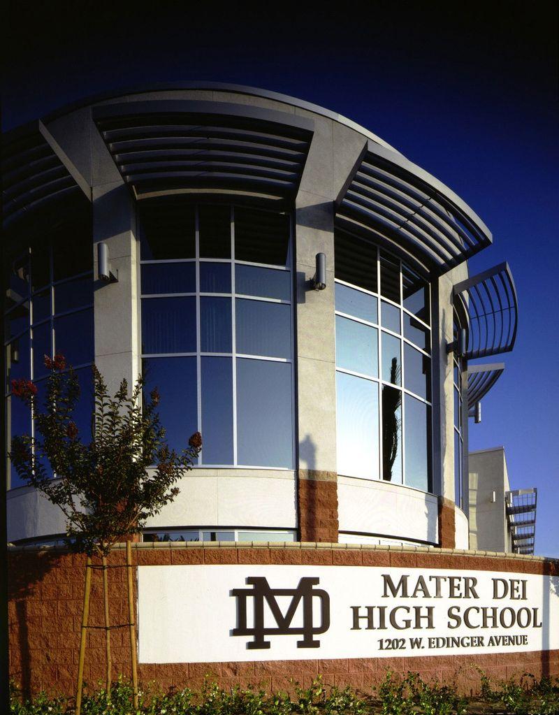 MaterDeiHighSchool-front
